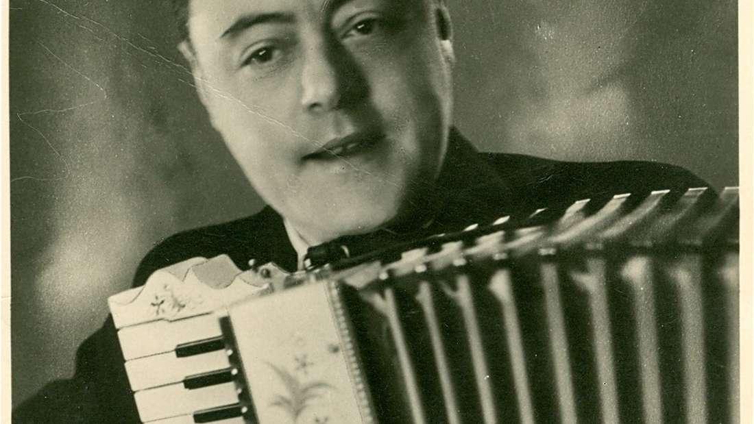 Werbepostkarte von Willi Heckmann / 1936