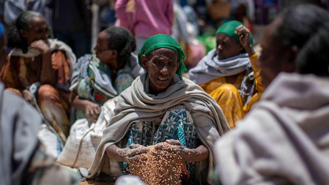 Hungersnot in Äthiopien