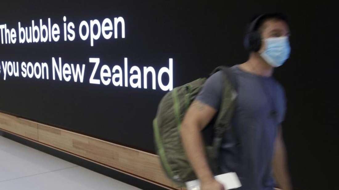 Neuseeland glaubt weiterhin an regelmäßigen Lockdowns, um das Virus zu eliminieren