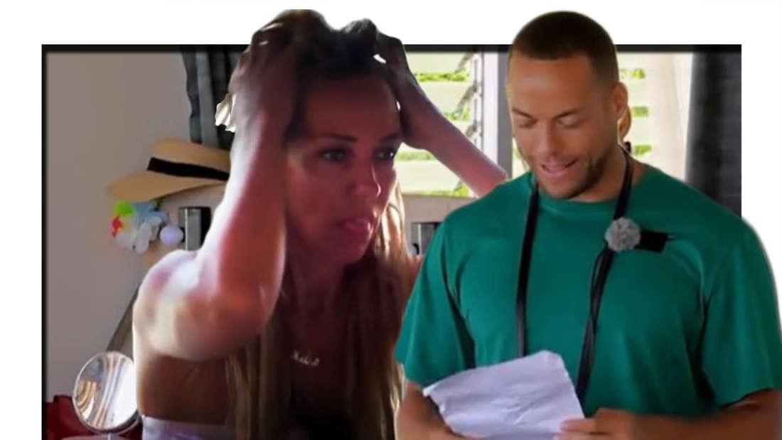 Loona und Andrej Mangold bei Kampf der Realitystars
