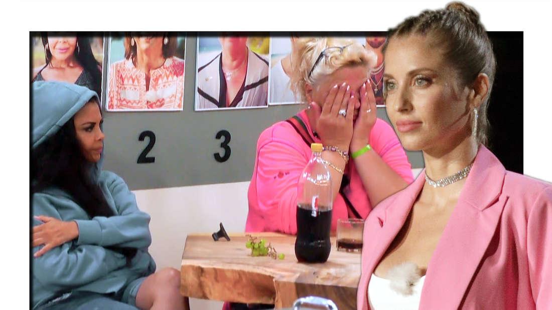 """Das große Wiedersehen nach """"Kampf der Realitystars"""" wurde gestrichen. (Fotomontage)"""