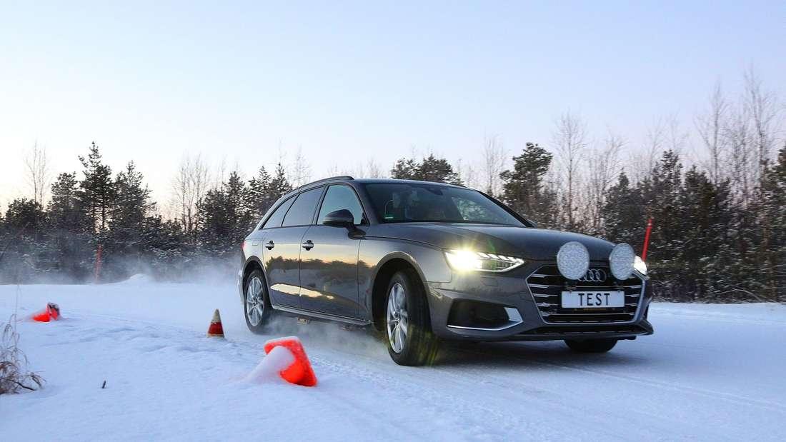 Winterreifen im Test: Mehrere Hersteller schneiden gut ab