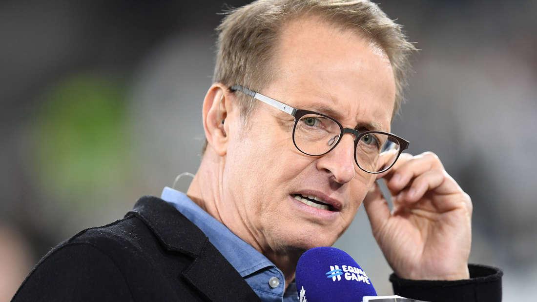 Doppelpass-Moderator Florian König.