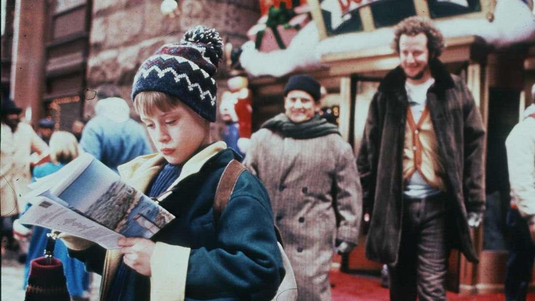 """In der deutschen Synchronisation von dem Film """"Kevin - Allein in New York"""" werden rassistische Äußerungen wiedergegeben."""