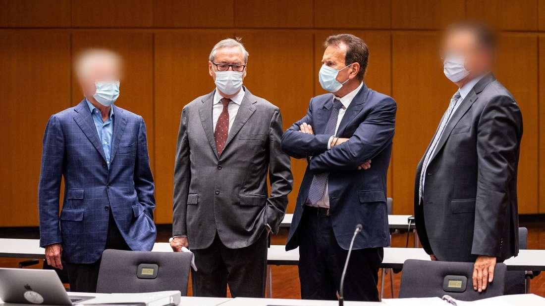 Untreue-Prozess gegen Volkswagen-Personalmanager