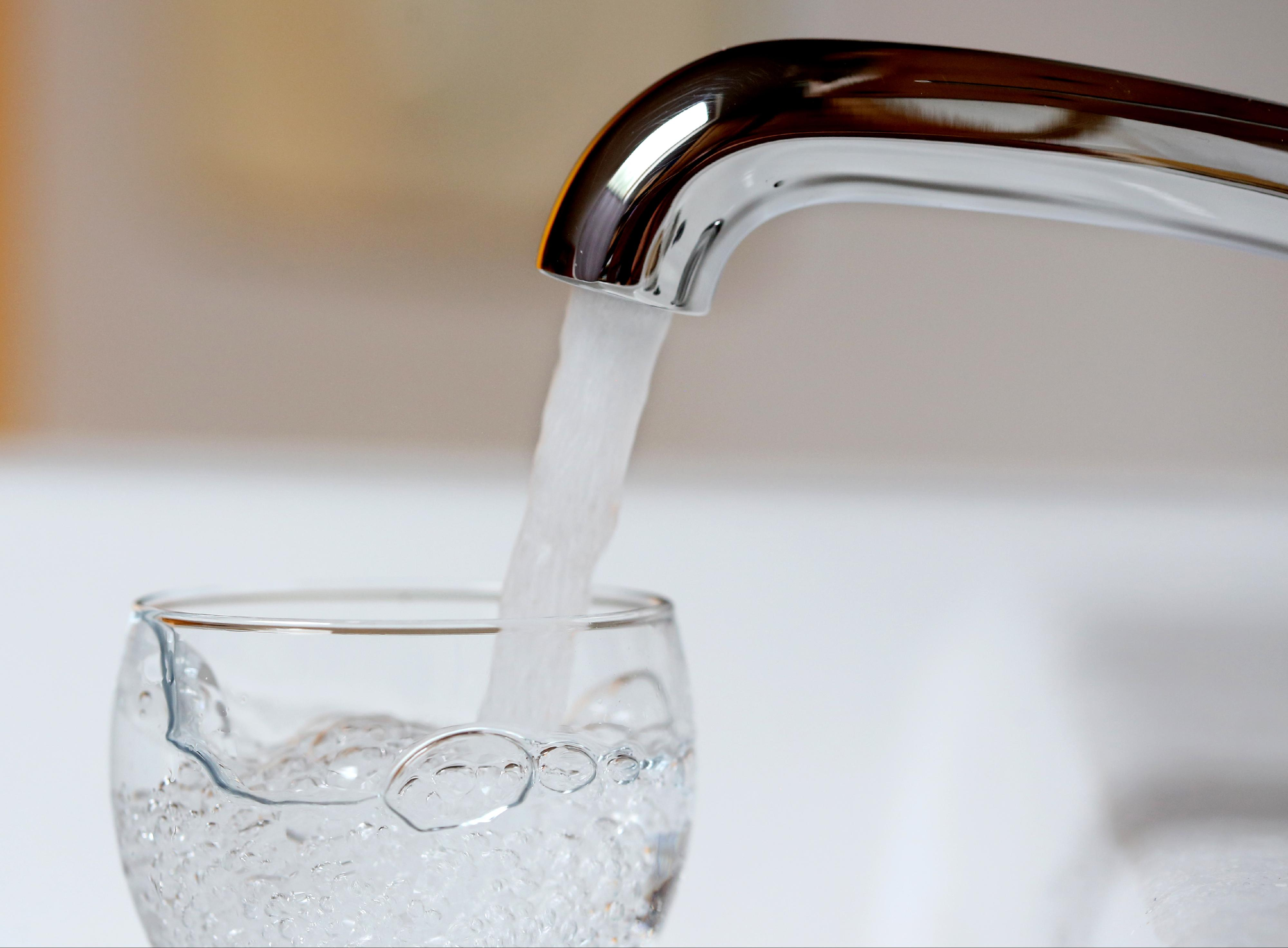 Reparaturarbeiten am Wassernetz: Hier ist mit Wassertrübungen zu rechnen
